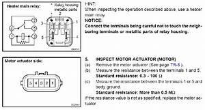 Center Diff Lock Actuator