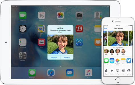 that work with iphone use airdrop to photos contacts more with