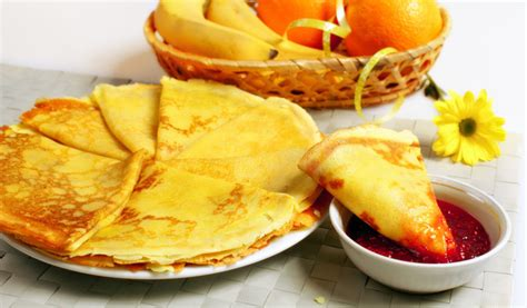 Receptes.lv - Plānās brokastu pankūkas: receptes ideālai ...