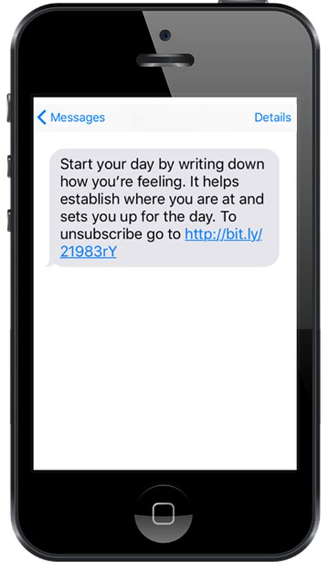 Free Mobile Text Message by Sms Support Counselling