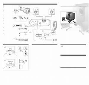 Creative Labs Speaker System 250d User Guide