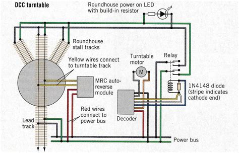 Atlas Turntable Wiring Schematic Diagram