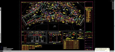 Hvac Drawing In Autocad by Do A Autocad Mep Drawing Hvac And Plumbing System By