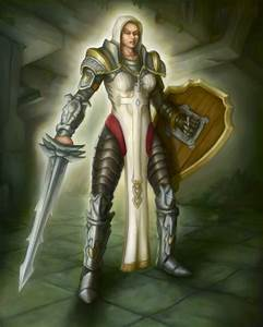 Diablo III Fan Art Contest - Female Crusader by johnlea on ...