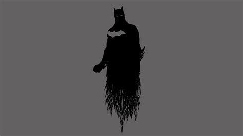 Wallpaper Batman, Minimal, Dark, 4k, 8k, Minimal, #11078