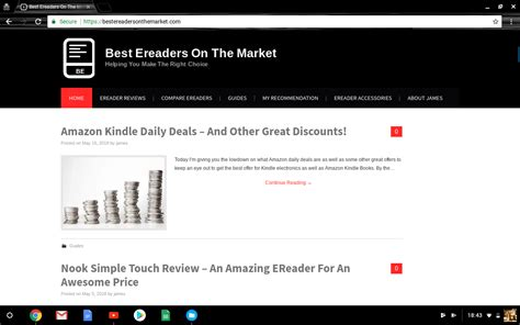 Best Ereader On The Market New Site Design Best Ereaders On The Market