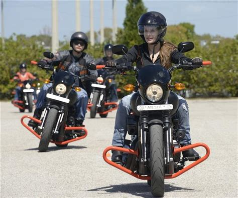 Chesapeake Harley-davidson Riding Academy