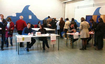 bureau de vote lyon 7 direct primaire ps le scrutin est clos l express