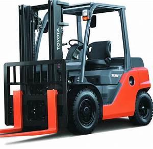 Toyota 3 5t Diesel Forklift