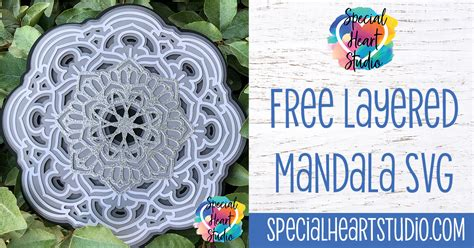 May 14, 2021 · download free svg mandala layered to create your own diy projects compatible with cameo silhouette studio, cricut and other cutting machines for any crafting projects. FREE LAYERED MANDALA SVG ROUND 2 - Special Heart Studio ...