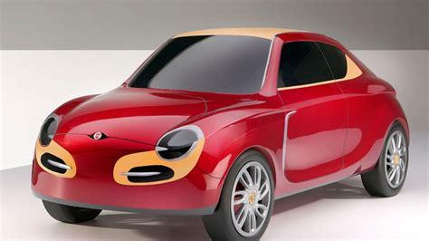 Fiat Make by Fiat Lussino 100 Mpg Hybrid Design Study Fiat Needs To Make