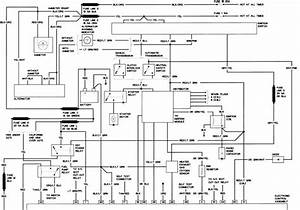 1986 Ford Ignition System Wiring Diagram