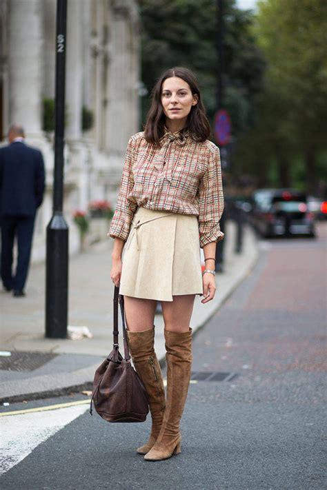 Fall fashion thirty stylish skirt outfits