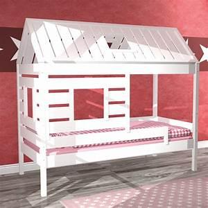 Kinderbett Haus 90x200 : kinderbett haus bett beste inspiration f r ihr interior design und m bel ~ Indierocktalk.com Haus und Dekorationen