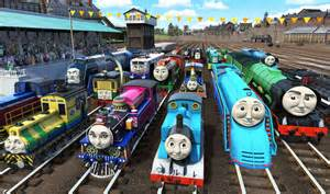 Thomas and Friends The Great Race