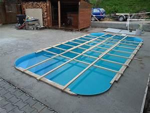 Zatepleni bazenu polystyrenem