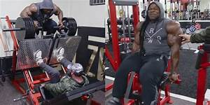 Watch  Bradley Martyn And Kai Greene Workout At The Zoo Culture Gym  U2013 Fitness Volt