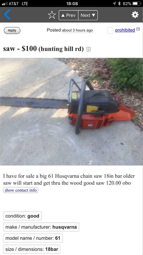 The Official Craigslist & eBay Thread   Page 149   Outdoor ...