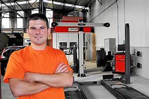 Garage Christophe : le t l gramme plou dern lg autos un nouveau garage saint loi ~ Gottalentnigeria.com Avis de Voitures