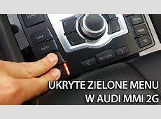 Ukryte menu w samochodach i nawigacjach YouTube