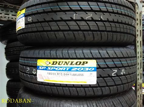 Ban Dunlop Bekas jual beli ban dunlop sp2030 185 60 r15 baru jual beli