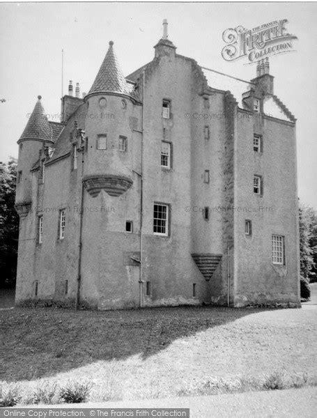 Insch, Licklyhead Castle 1949 - Francis Frith