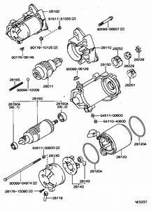 Toyota Cressida Starter Motor  Starter  Remanufactured G  R