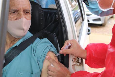 Mais de 2 mil chapadenses já tomaram a primeira dose da ...