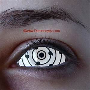 Pics For > Rinnegan Contacts