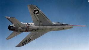 US Air Force Century Series fighter jets