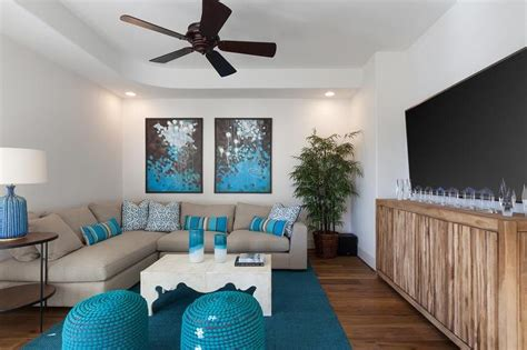 Grey And Turquoise Living Room by Gray And Turquoise Blue Living Rooms Transitional