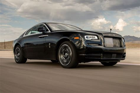 Rolls Royce Limited Edition by Rolls Royce Launches Limited Edition Wraith With Jenson