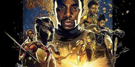 avengers infinity war confirms  black panther