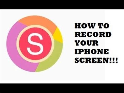 how to record your iphone screen how to record your iphone and ipod touch screen