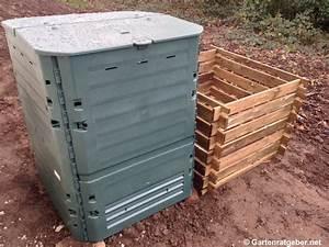 Komposter Holz Selber Bauen : richtig kompostieren ~ Articles-book.com Haus und Dekorationen
