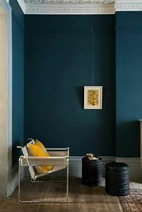 Couleur Bleu Canard Deco : 1001 d cors avec la couleur canard pour trouver la meilleure solution ~ Melissatoandfro.com Idées de Décoration