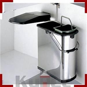 Mülleimer Für Küche : edelstahl abfalleimer k che 19 l mit 5 liter biocup wesco ~ Michelbontemps.com Haus und Dekorationen