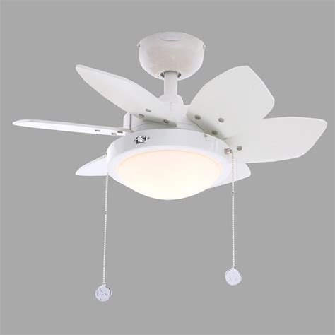 small white ceiling fan westinghouse quince 24 in white ceiling fan 7247100 the