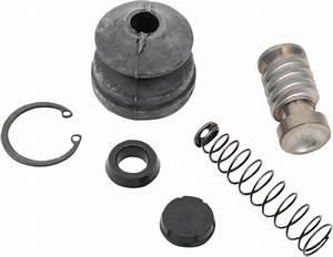 Parts Unlimited Brake Master Cylinder Rebuild Kit Rear