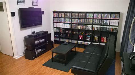 My Gaming Living Room Gaming