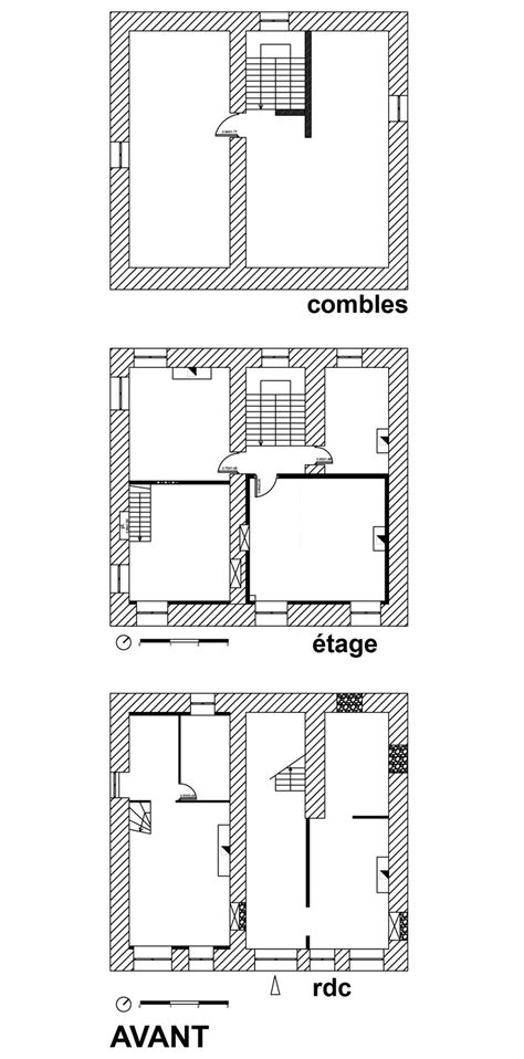 les chambres d une maison transformation d 39 une maison d 39 habitation en chambre d