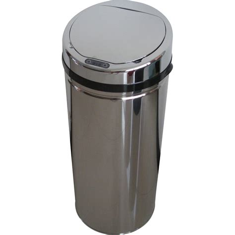 leroy merlin poubelle de cuisine poubelle de cuisine automatique selekta plastique inox 42
