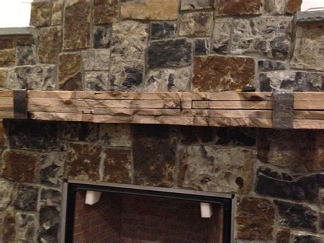 unique fireplace mantel reclaimed wood fireplace mantels mr timbers