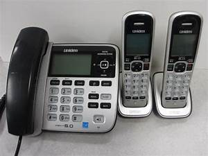Uniden Cordless Phone With Answering Machine Dect 6 0 Manual