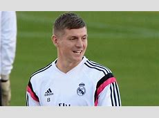 Toni Kroos Talks Man Utd Snub Real Madrid Move Football