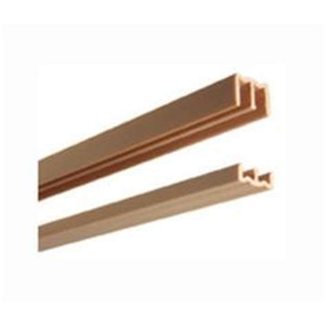 kitchen cabinet sliding door track i need ideas for sliding cabinet doors the cheap version 7951