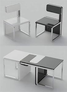 Meuble Bureau Design : le bureau pliable est fait pour faciliter votre vie ~ Melissatoandfro.com Idées de Décoration