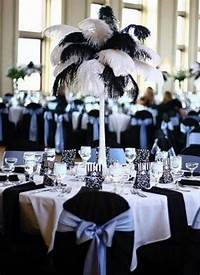 black and white decorations Top 9 Black and White Wedding Ideas
