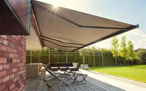 Roll Out Motorised Awnings