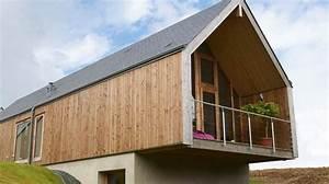 Bardage Exterieur Pvc : maison bardage bois et pierre xr48 jornalagora ~ Premium-room.com Idées de Décoration